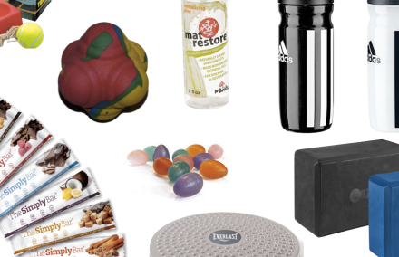 10 for 10 January 2013 Fitness and Wellness Gifts