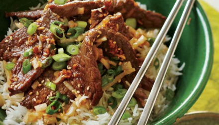 Canadian Living Beef Bulgogi Affordable Feasts