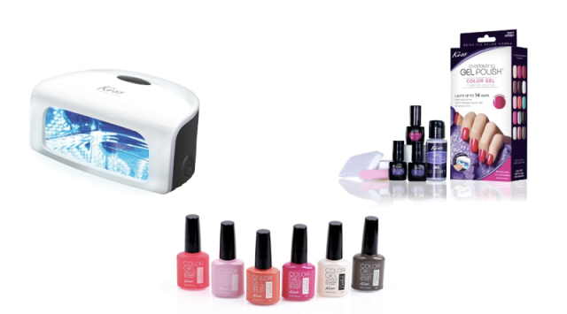 Kiss Gel Nail Products