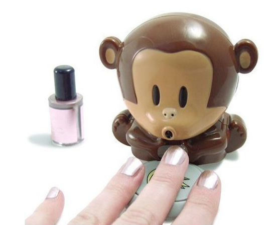 Monkey Nail Polish Dryer