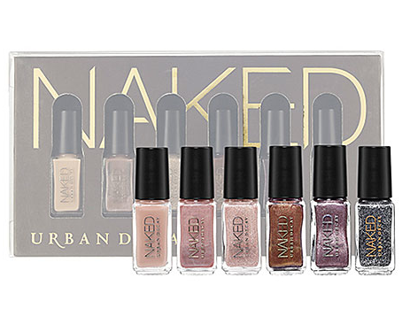 Naked Nail Palette Urban Decay