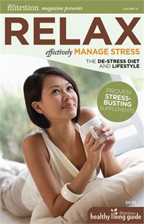 Relax Effectively Manage Stress Bok