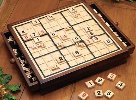 Sudoku Game Board