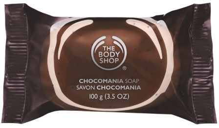 The Body Shop Chocomania Soap