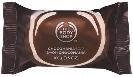 The Body Shop Chocomania Soap