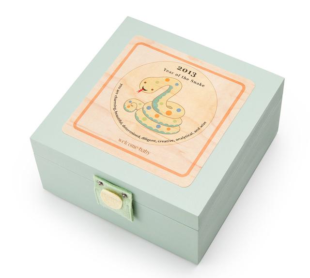 2013 Birth Year Box