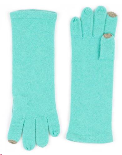 Cashmere Echo Touch Gloves