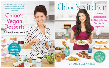 Chloe's Cookbooks