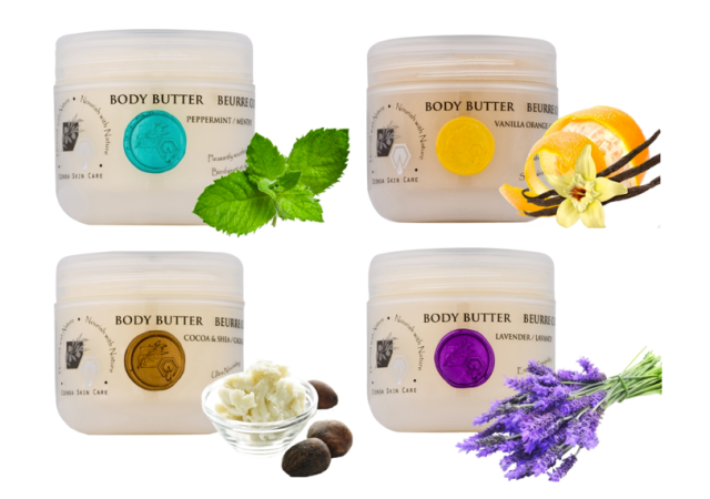 Ezensa Body Butters