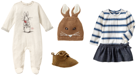 Gap Peter Rabbit Collection