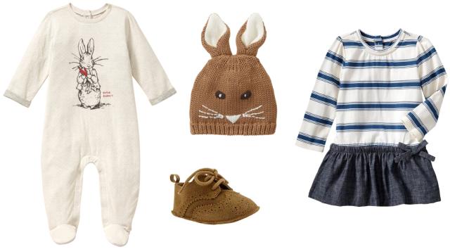 Gap Peter Rabbit Collection