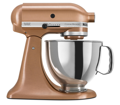 KitchenAid® Custom Metallic™ Stand Mixer