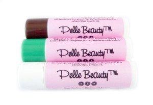 Pelle Beauty Lip Balms