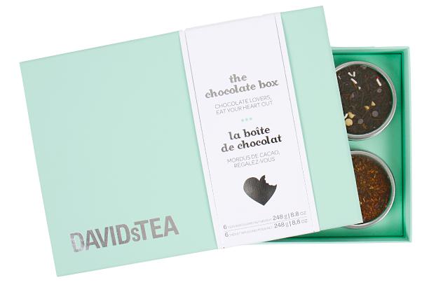 The Chocolate Box DAVIDsTEA