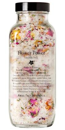 Flower Power Healing Bath Salts