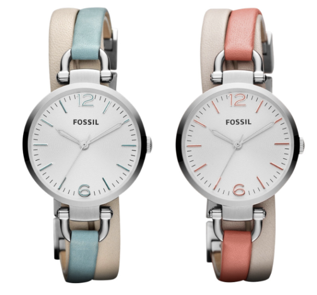 Fossil Georgia Watches
