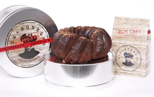 Rum Runners Chocolate Rum Cake