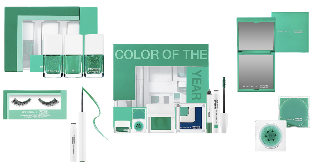 Sephora Pantone Colour of the Year Emerald