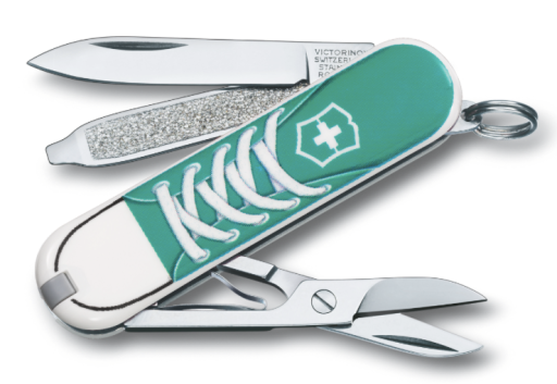 Victorinox Swiss Army Sneakers Knife