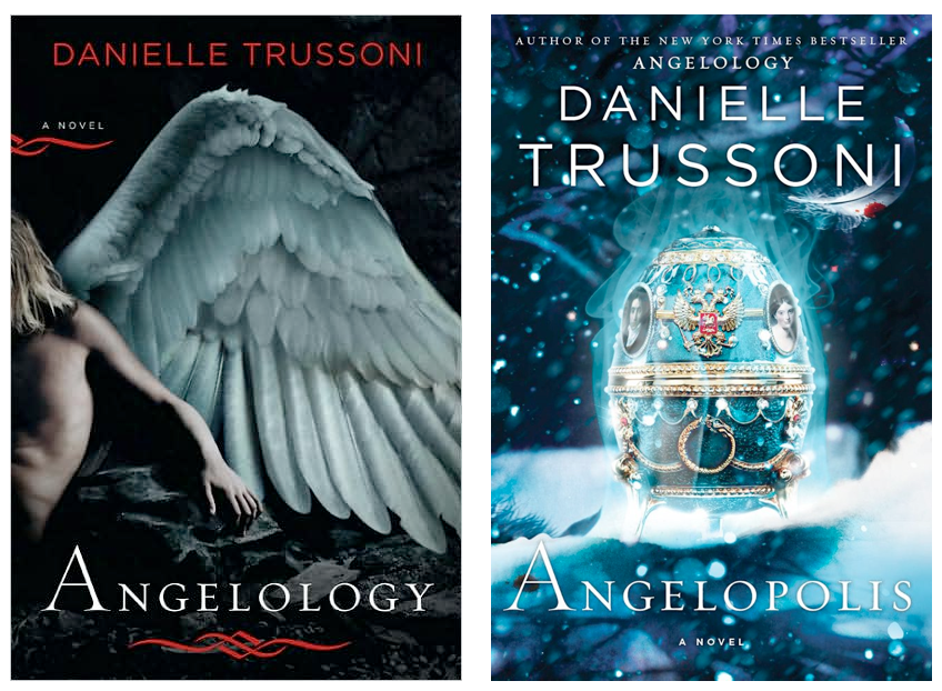 Angelology danielle trussoni audio book