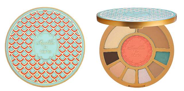 Aqualilies for Tarte Palette