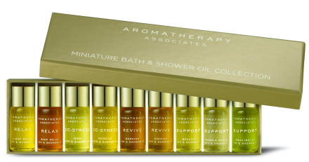 Aromatherapy Associates Mini Bath and Shower Oil Collection