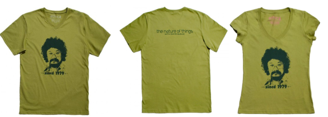 David Suzuki T-Shirts