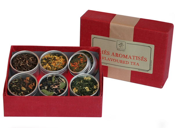 Flavoured Tea Kit