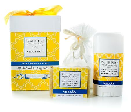 Pearl and Daisy Veranda Gift Set