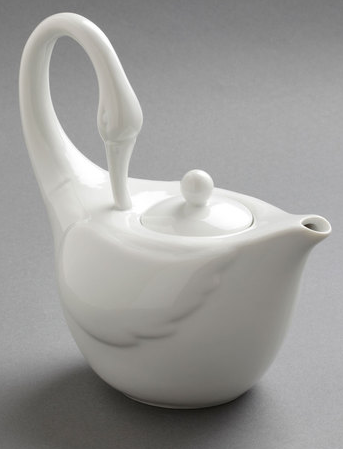 Swan Teapot