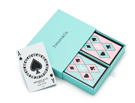 Tiffany Playing Cards