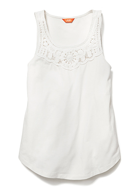 Crochet Tank Joe Fresh