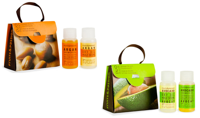 Fruits and Passion Oil Gift Sets