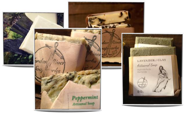 Jordan River Soapworks Artisinal Soaps