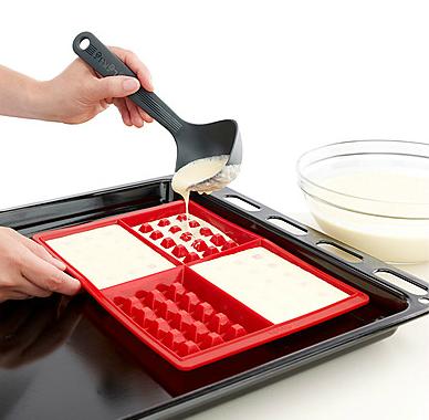 Lekue Waffle Mould