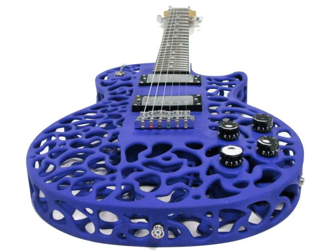 ODD 3D printed Guitar