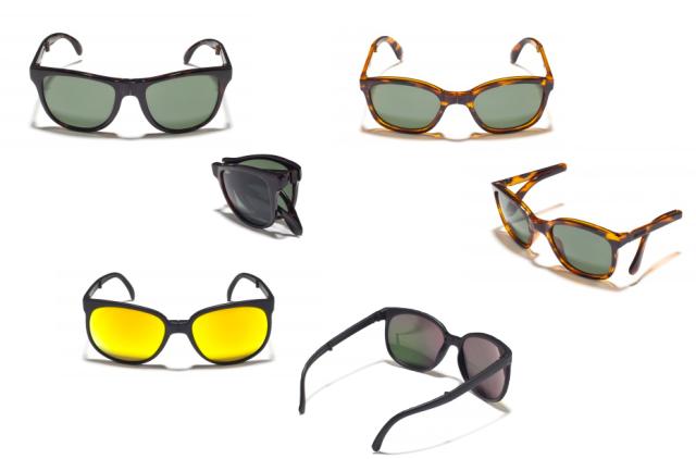 Sunpocket Folding Sunglasses