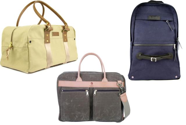 Wheelmen & Co Bags