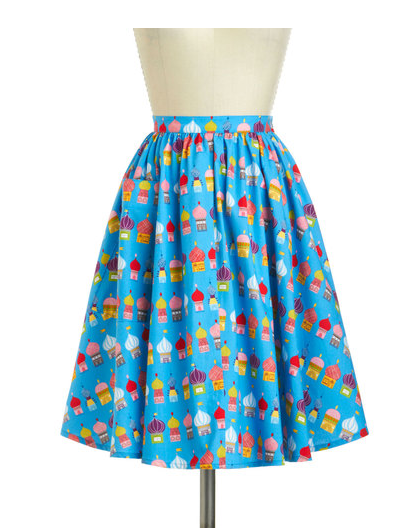 World-Wind Tour Skirt