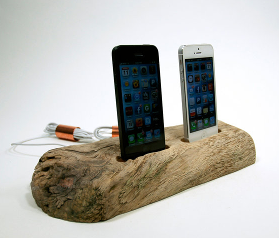 Docksmith Double iPhone Five Dock