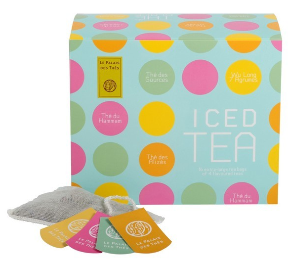 Le Palais Des Thes Iced Teas