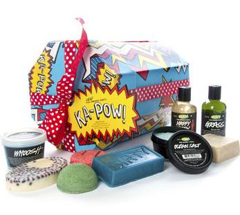 Lush Ka-Pow Gift Set