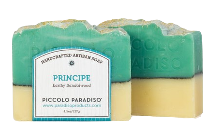 Principe Sandalwood Soap