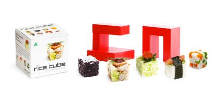 Rice Cube