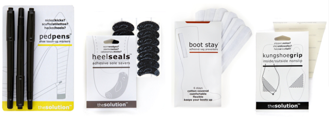 Solutions That Stick Footwear