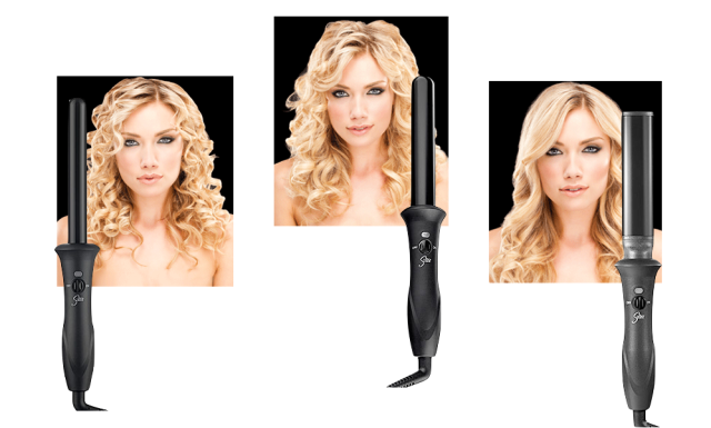 Sultra The Bombshell Curling Irons