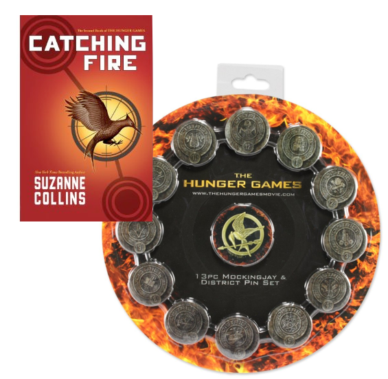 The Hunger Games Seals
