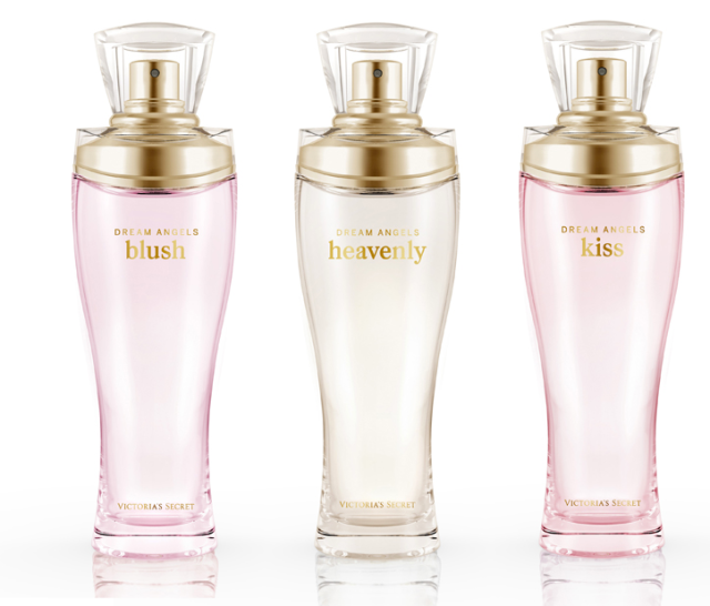 Victoria's Secret Dream Angels Perfumes