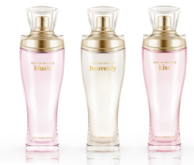 Victoria's Secret Dream Angels Perfumes