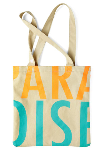 Welcome to Paradise Tote